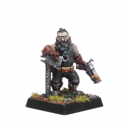 Engineer of the Möllekyn Clan