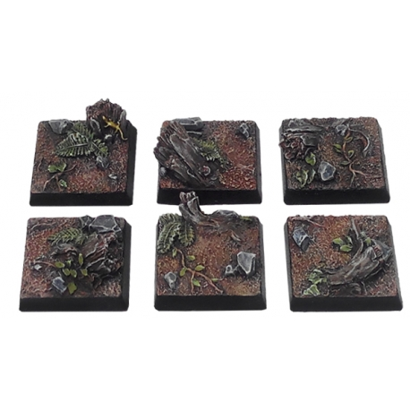 Forest square Bases