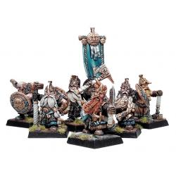 Guardia del Escudo Inquebrantable