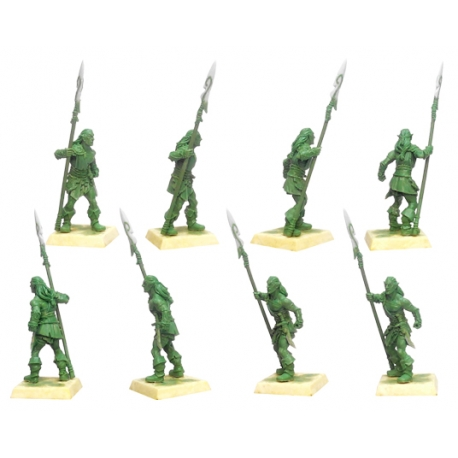 Elf Spearman - GREENx8