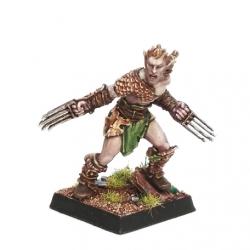 Cazador Cuchillas-Garra