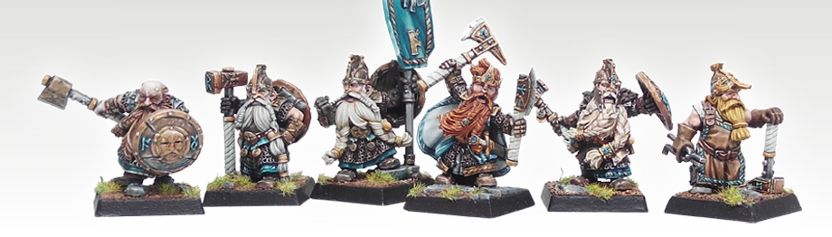 Dwarfs of White Mountains