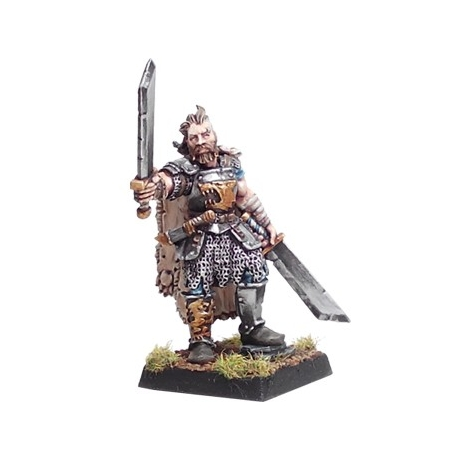 Captain of Wulfland - PAINTED