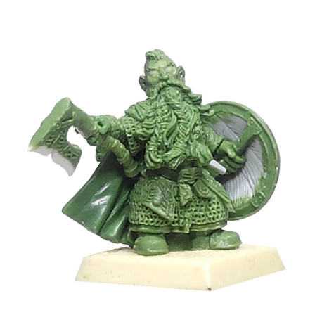 Jarl of Northern Dwarfs - GREEN