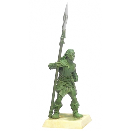 Elf Spearman - GREEN