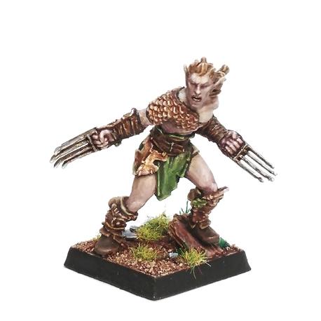 Claw-Blades Hunter