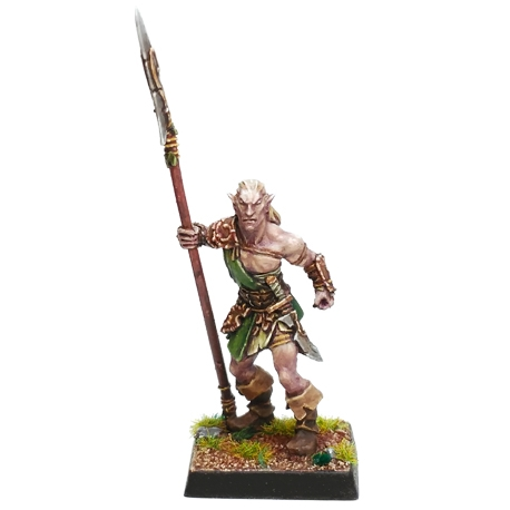 Elf Spearman - PAINTED