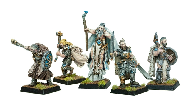 September (New miniatures) - WULFLAND