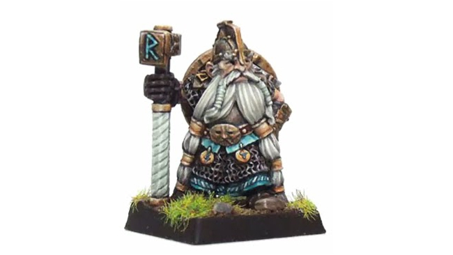 Guard of the Ancestors Chamber - Dwarfs