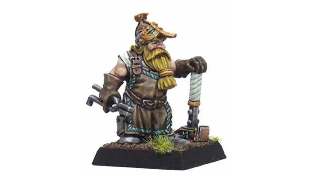 Blacksmith - Dwarfs