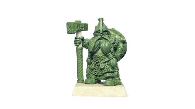 The preview of Guard of the Ancestors Chamber - Dwarfs