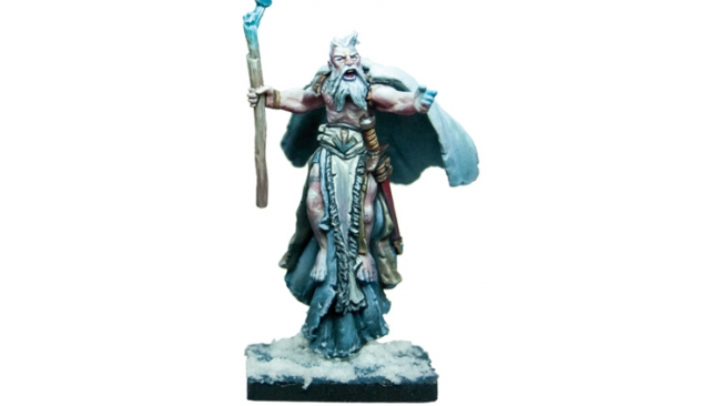 Ice Wizard - PAINTED