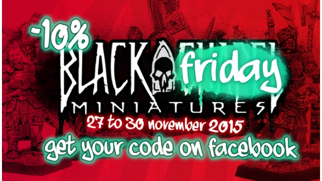 The Black Friday it's here!