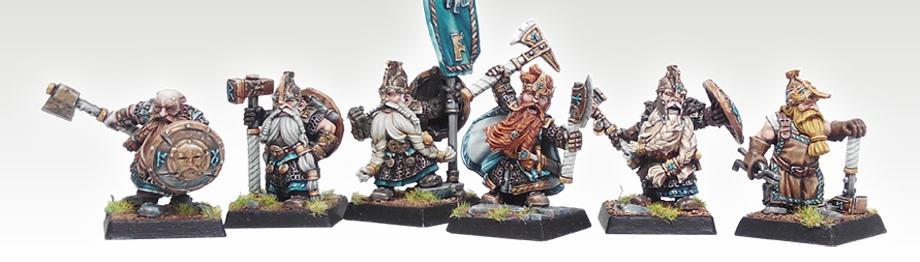 Dwarfs of White Mountains